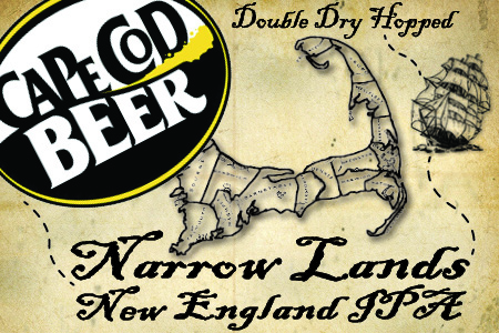 BEER RELEASE: Narrow Lands New England IPA