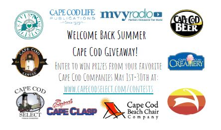 Welcome Back Summer Giveaway!