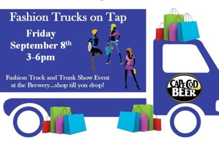Fashion Trucks on Tap! 9/8