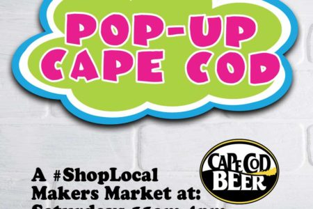 BREWERY EVENT: Pop-Up Cape Cod