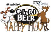 Cape Cod Beer Yappy Hour Pawsitive Provisions