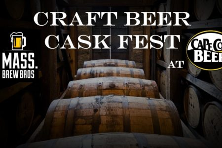 Craft Beer Cask Fest Spring 2018