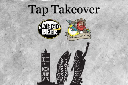 Red Face Jack's Tap Takeover – 3/23