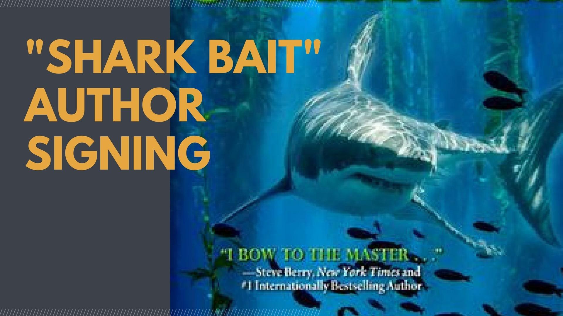 Cape Cod Beer Shark Bait Paul Kemprecos Atlantic White Shark Conservancy