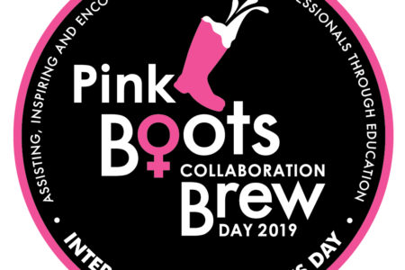 BEER RELEASE: Pink Boots Pale Ale